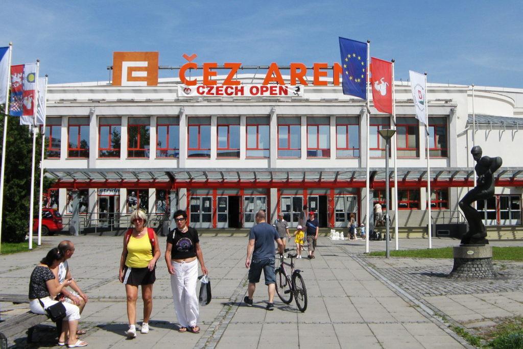 Шахматный фестиваль в Пардубице