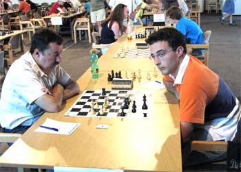 Шахматный фестиваль в Пардубице в 2009 году