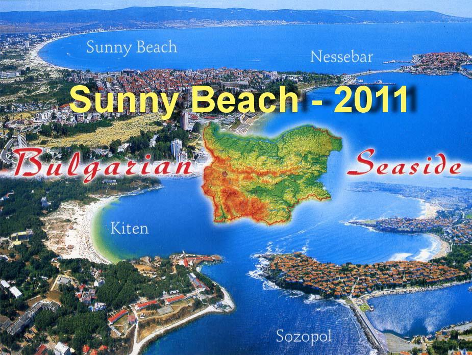 Sunny Beach-2011
