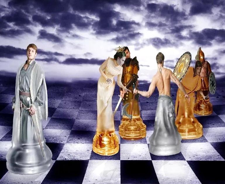 Жизнь как шахматы