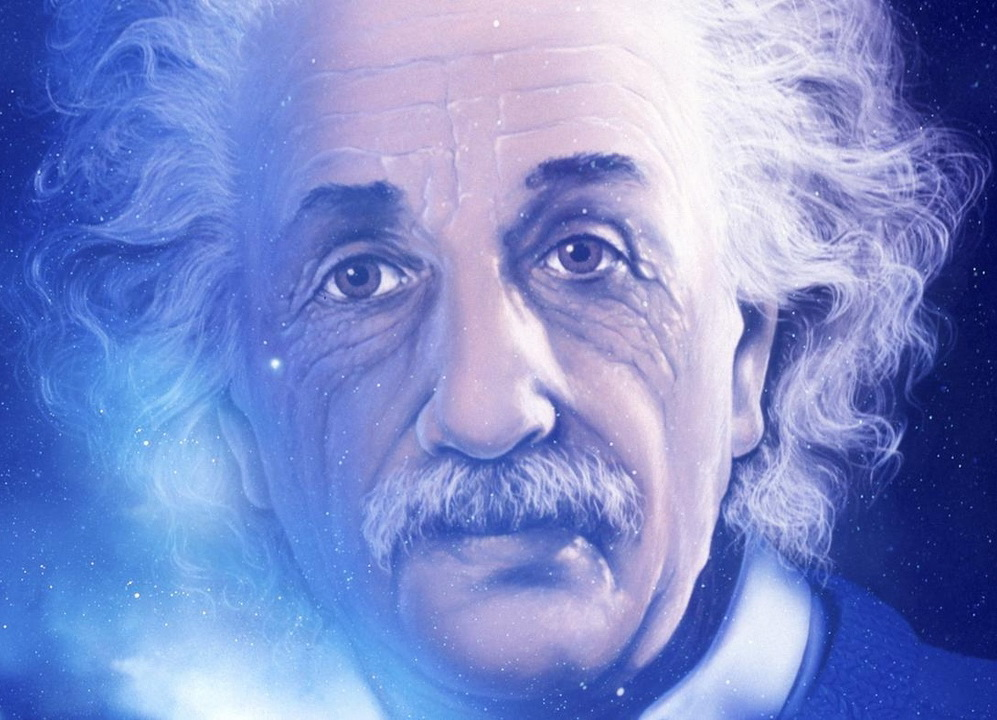 Эйнштейн - Шахматы и геополитика