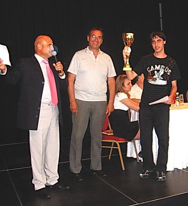 Албена-2010: международный шахматный фестиваль