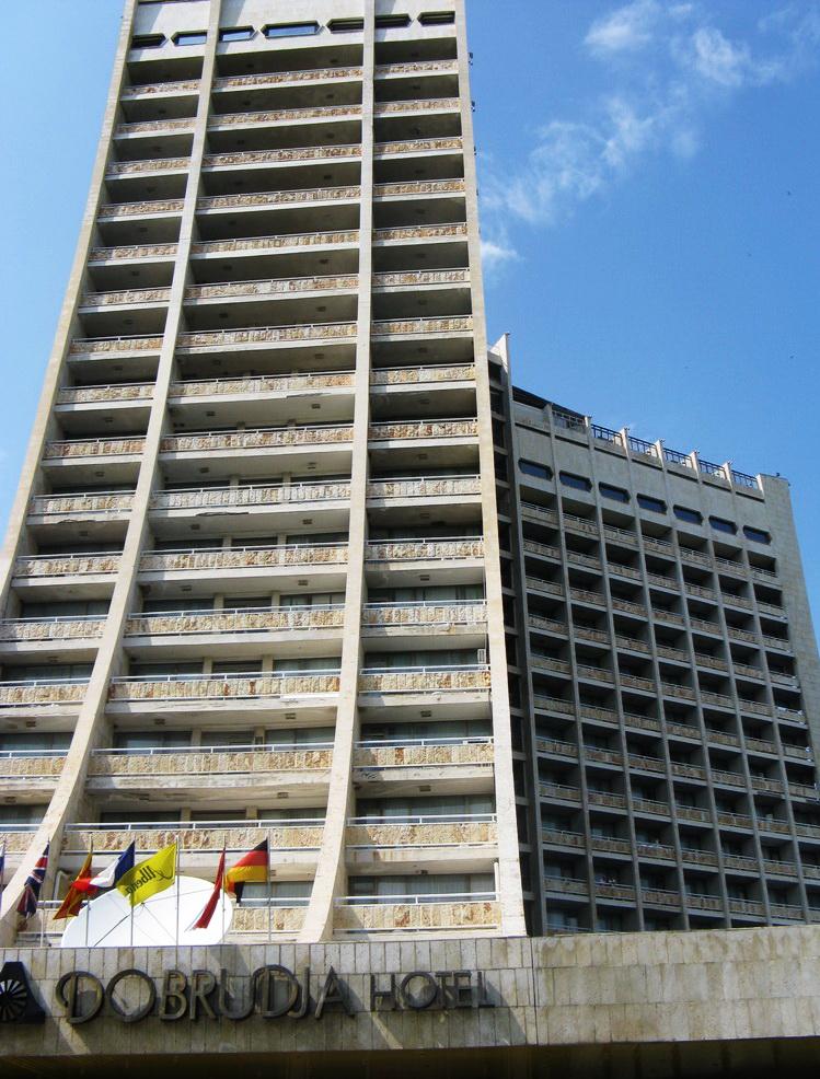 Албена - отель Добруджа