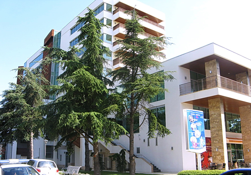 Албена - отель Фламинго